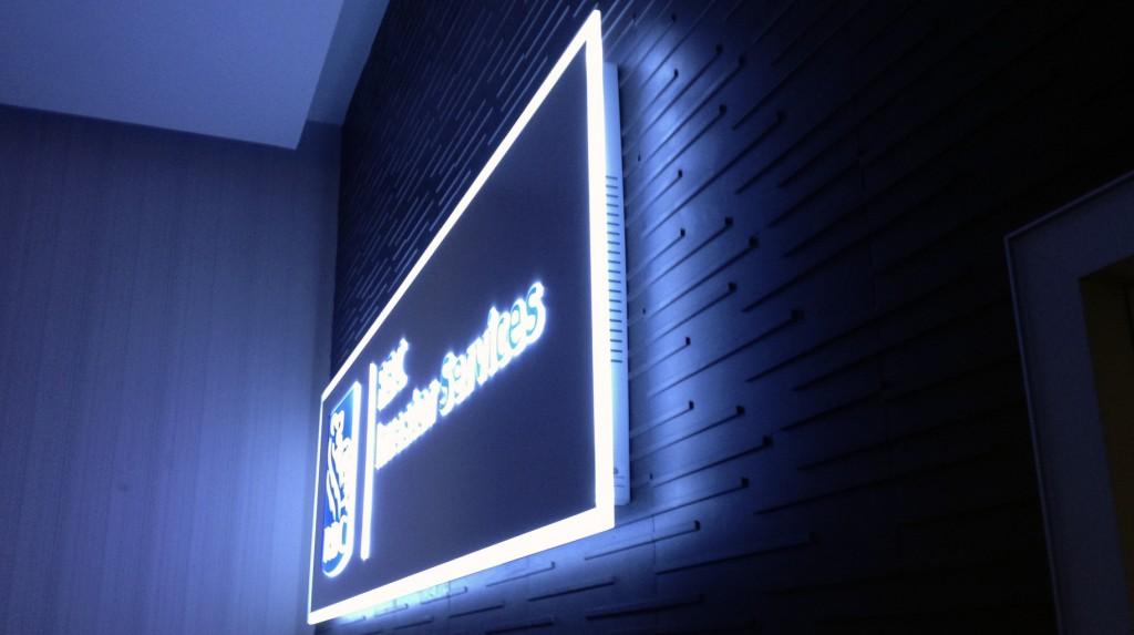 Flatshine Signboard