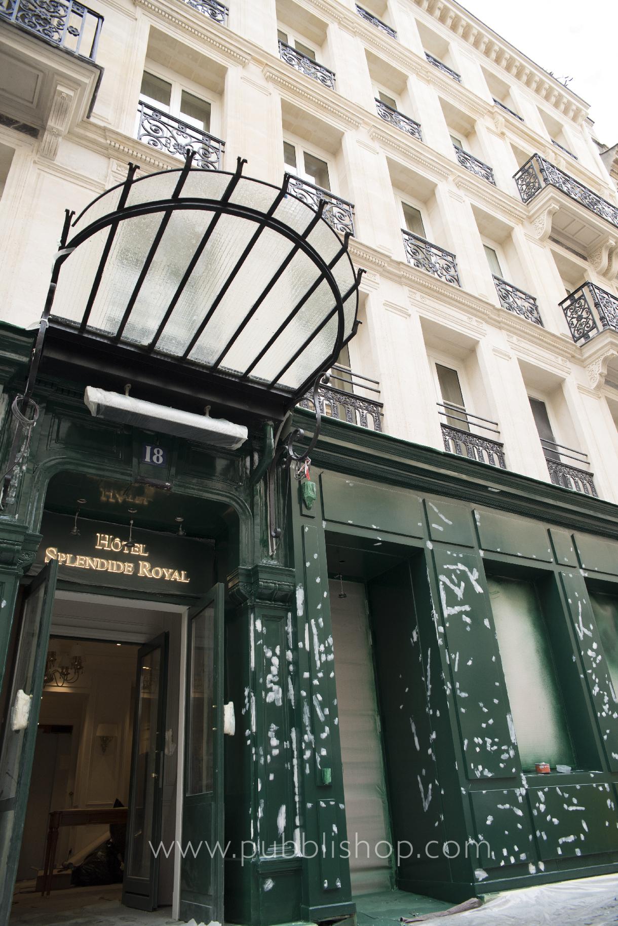 Hotel Splendide Royal 15.2