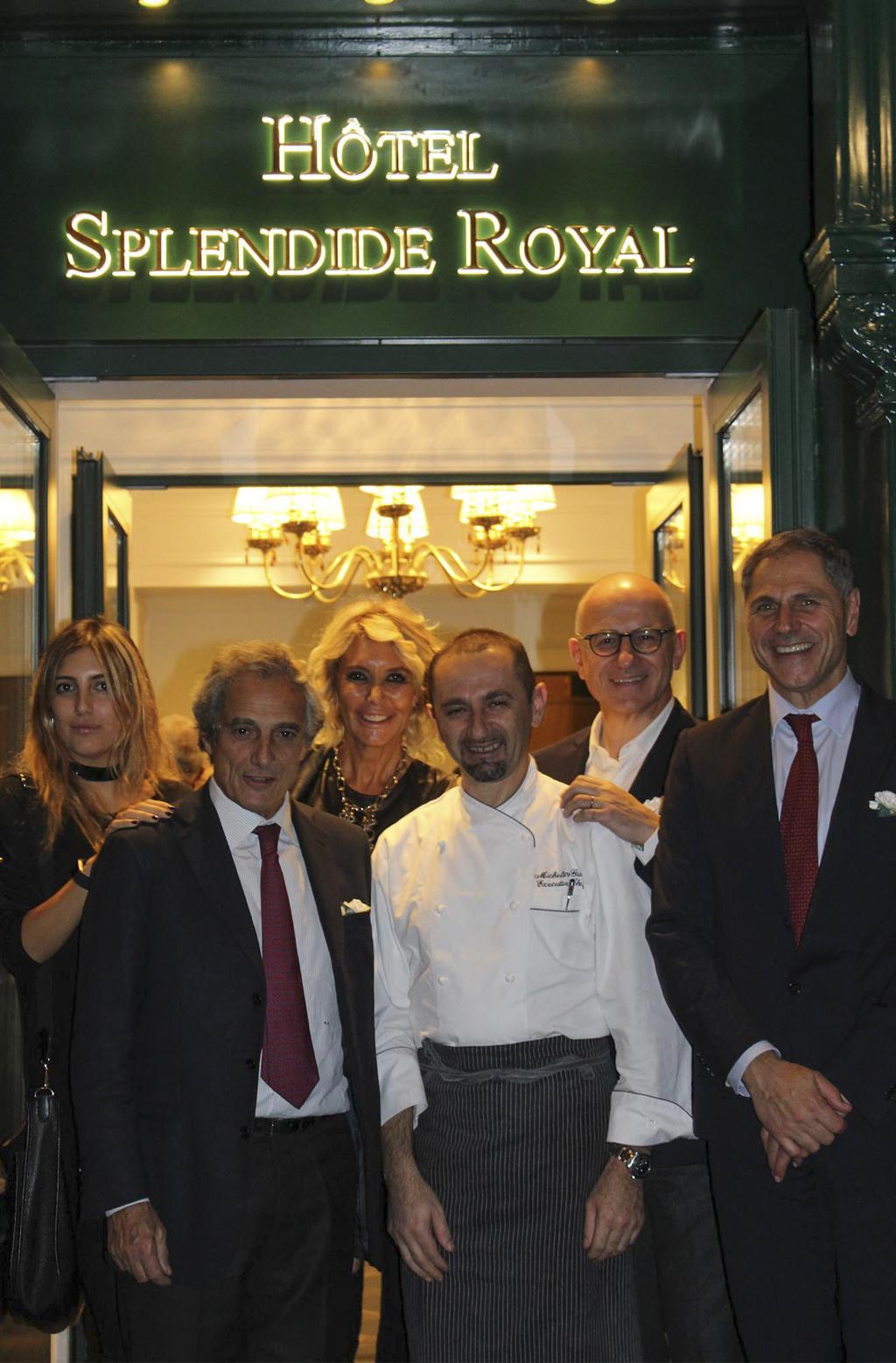 Hotel Splendide Royal Dott. Roberto Naldi